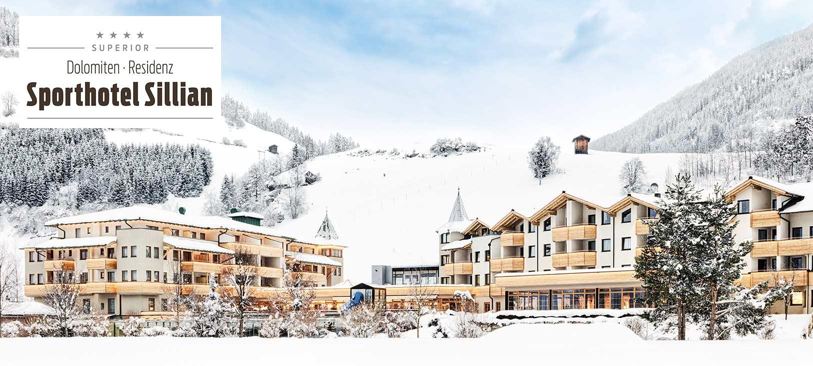 osttirol-ski: Dolomiten Residenz Sporthotel Sillian